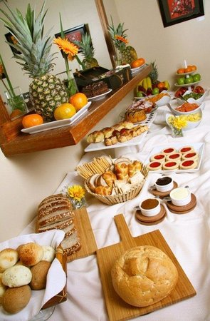 Urban Suites Recoleta Boutique Hotel: Breakfast