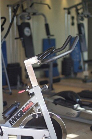 Urban Suites Recoleta Boutique Hotel: Gym