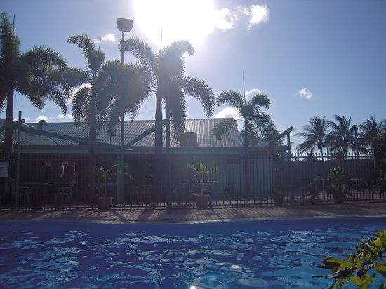 Gateway Torres Strait Resort: lovely cool pool