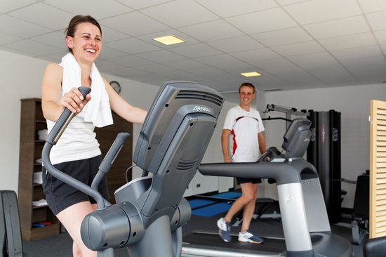 Parkhotel Reibener-Hof: Fitness