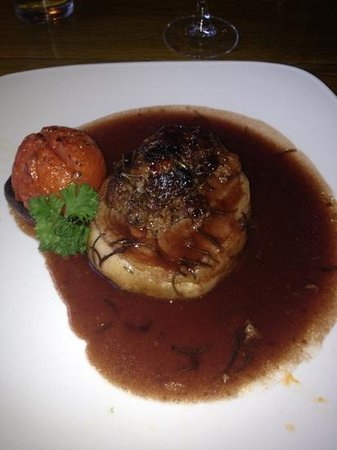 The Anchor Inn: Shoulder of lamb