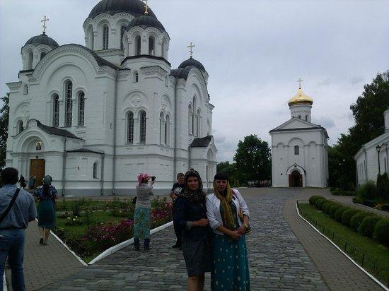 Saint Euphrosyne Monastery: Спасо-Ефросиниевский монастырь