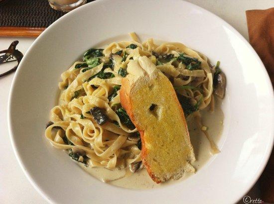Oma Thia's Kitchen: creamy mushroom