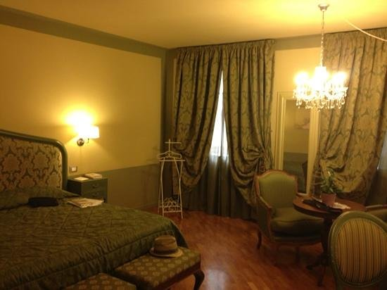 San Luca Palace Hotel : Room 20 at the front