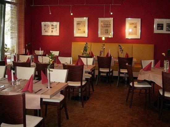 Hotel Ascot-Bristol : Restaurant