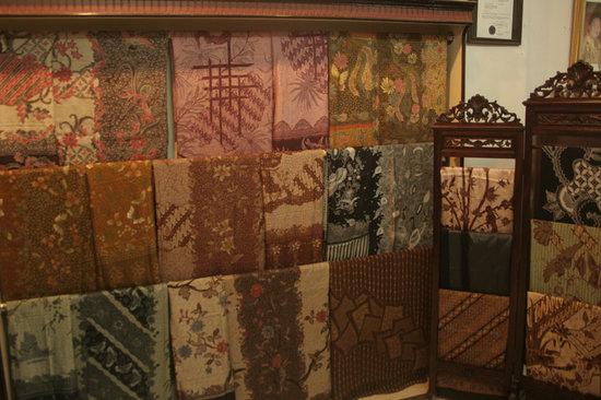 Indonesia: Batik Pekalongan