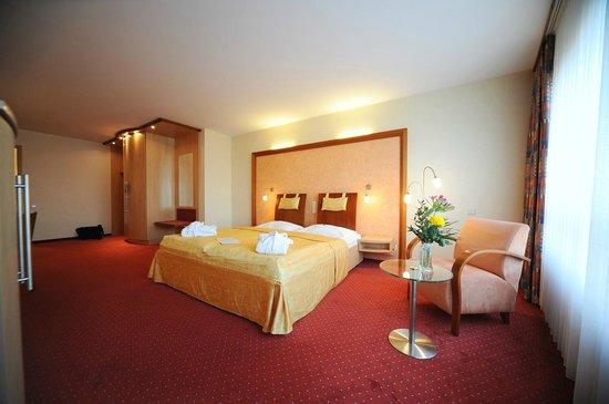 Hotel Ascot-Bristol : Doppelzimmer
