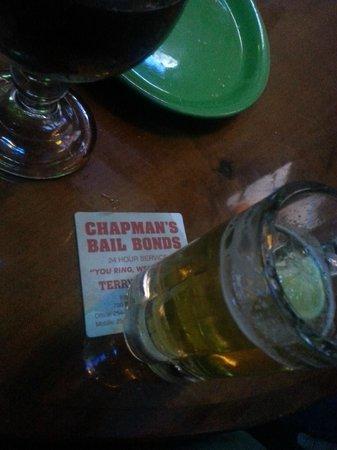 George's Restaurant & Bar: Beer