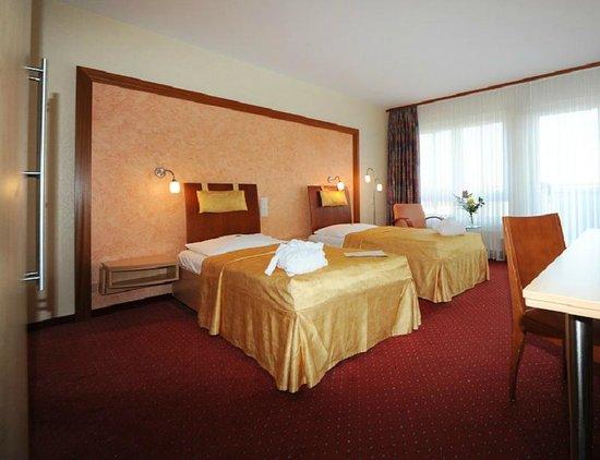 Hotel Ascot-Bristol: Twin-Zimmer