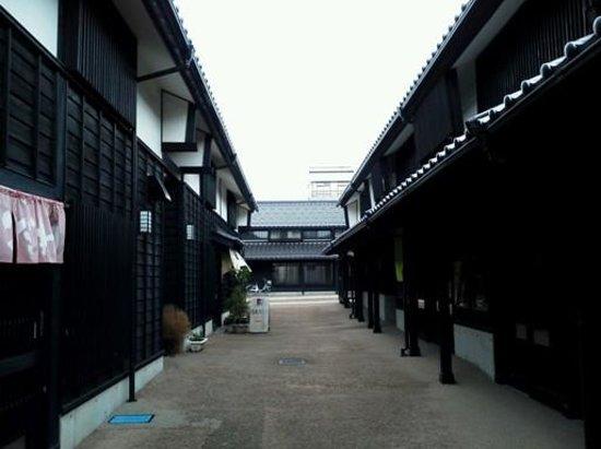 Morning Market in Wajima: koubounagaya