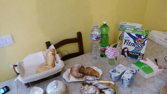 Casa Lilla Bed & Breakfast: Un'ottima colazione