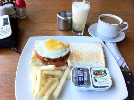 Warung Totemo : Breakfast