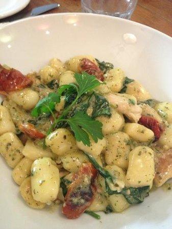 The Strand Cafe Restaurant : gnocchi