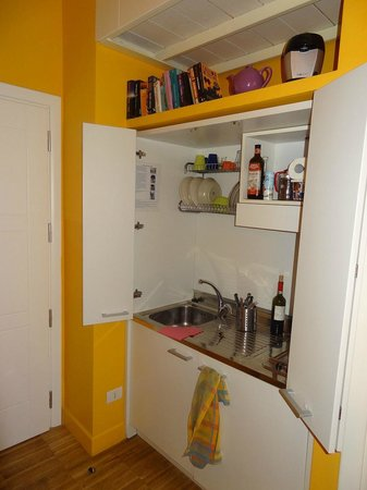 Ripetta 25: Kitchenette