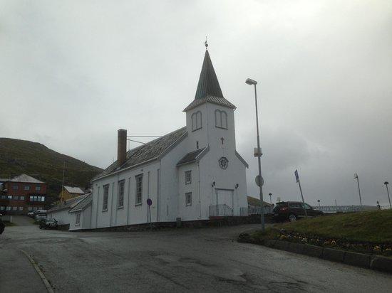 Honningsvag Church: Honningsvaag Church