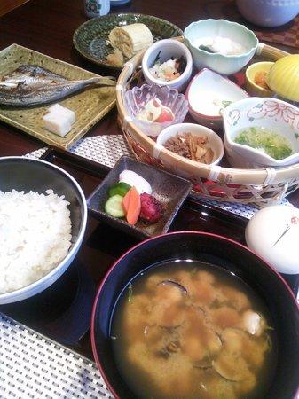Toba Kokusai Hotel Annex, Shiojitei: 朝食