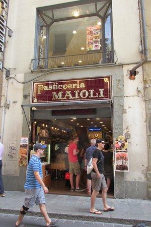 Antica Pasticceria  Maioli : Tourist Trap