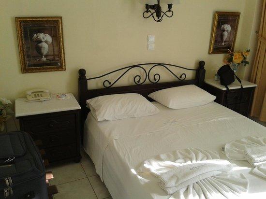 Hotel Kymata: camera doppia