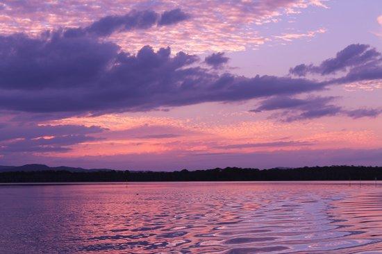 คัลโกพอยต์ บีช รีสอร์ท: sunset cuise