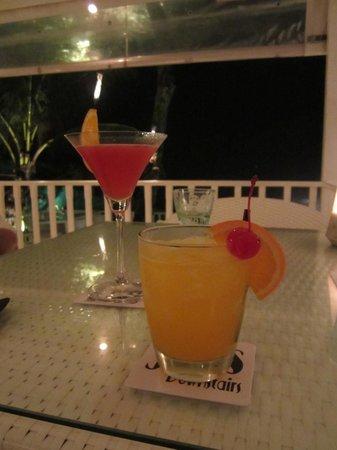 Joe's Downstairs: Drinks