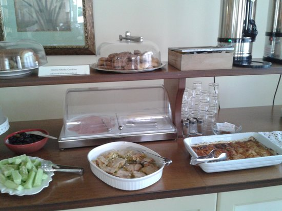 Hotel Kymata: parte salata