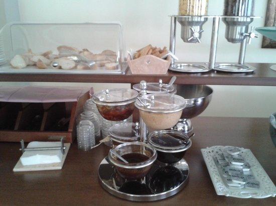 Hotel Kymata: marmellate fatte in casa ottime