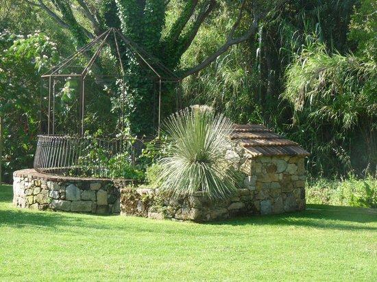 Residence A Merula: autre espace dans le jardin