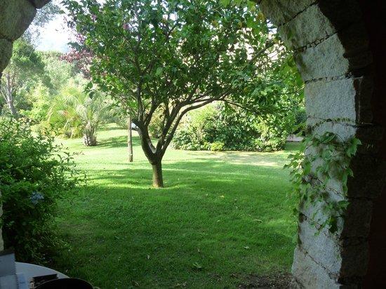 Residence A Merula : un petit bout de jardin