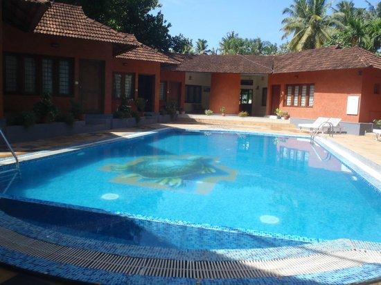 Deshadan Cliff & Beach Resort: pool
