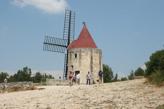 Moulin de Daudet : le moulin de d audet