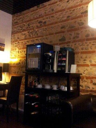 Best Western Hotel Athenee: zona bar