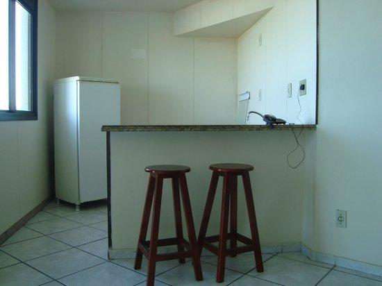Residencial Porto Principe: Cozinha