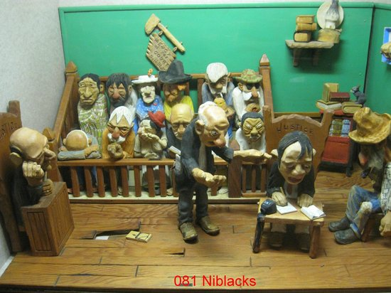 National Museum of Wood Carving