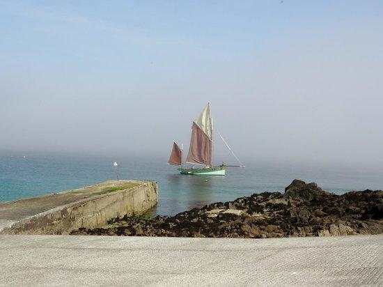 Sant C'hireg : Au large de l'Ile aux Moines
