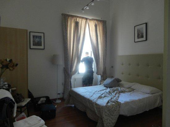 B&B Castro Pretorio: the room