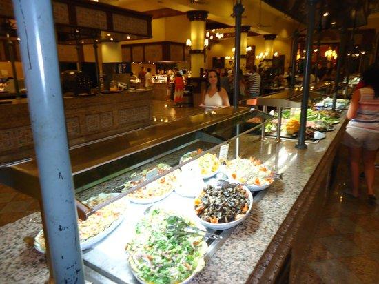 Hotel Riu Tequila: Comedor