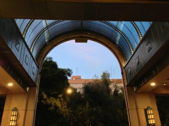 Marquis Reforma Hotel & Spa: entrata