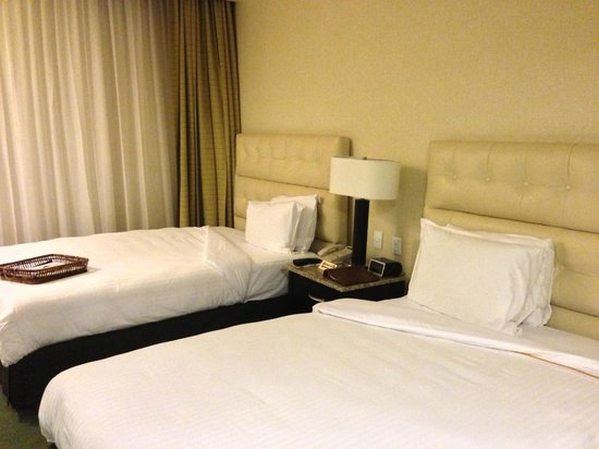 Marquis Reforma Hotel & Spa: camera