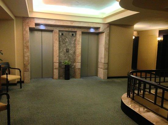 Marquis Reforma Hotel & Spa: interno hotel