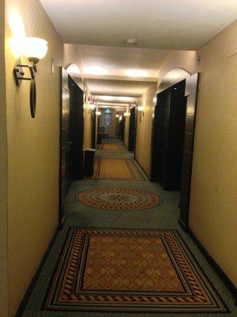 Marquis Reforma Hotel & Spa: corridoio camere