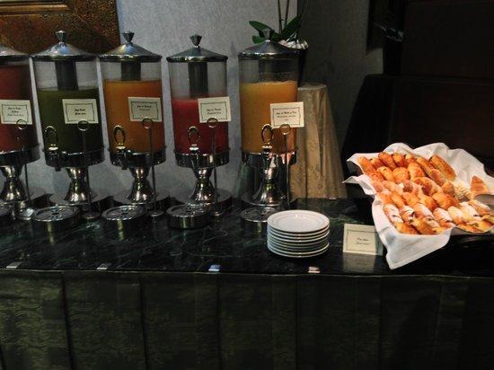 Marquis Reforma Hotel & Spa: Prima colazione