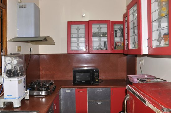 Riya Palace : KITCHEN