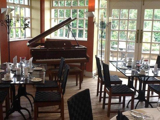 Gomersal Park Hotel: Massimo Restaurant