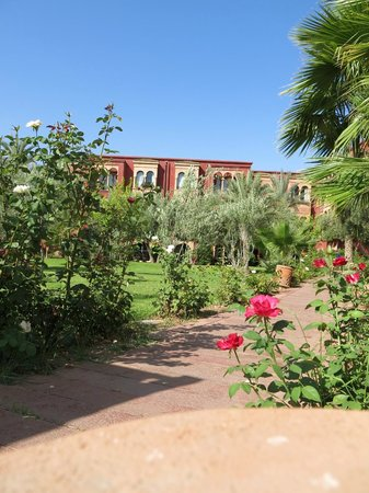 Eden Andalou Hotel Aquapark & Spa: The hotel and grounds