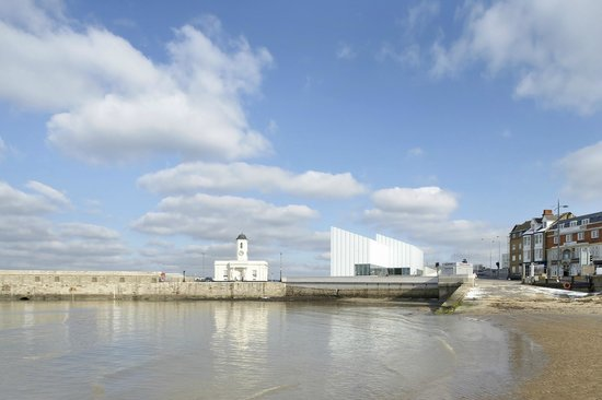 Margate, UK: Turner Contemporary