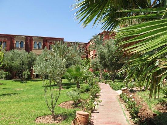 Eden Andalou Hotel Aquapark & Spa: The hotel