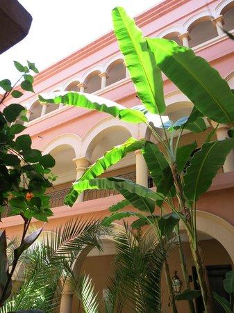 Eden Andalou Hotel Aquapark & Spa: View outside the room