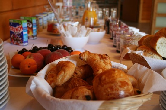 Hôtel VALERY : Petit déjeuner
