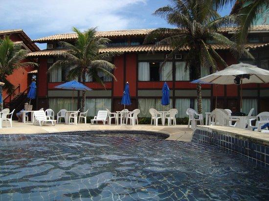 Hotel La Plage: Piscina