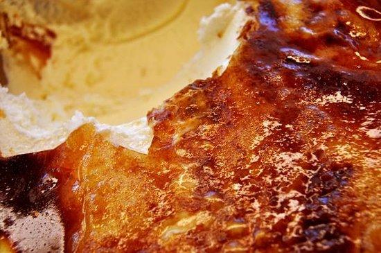 Papperino Love & Gelato : Tarta de limón y queso